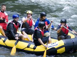 rafting Dunajec Rivent